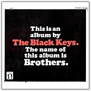 WEA The Black Keys - Brothers (with Bonus CD) Vinyl LP