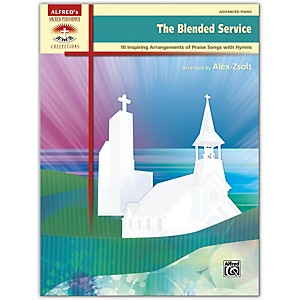 Alfred The Blended Service Book Advanced by Alfred