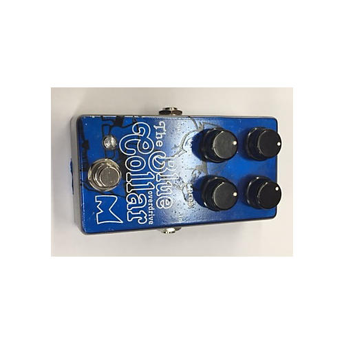 The Blue Collar Overdrive Effect Pedal-thumbnail