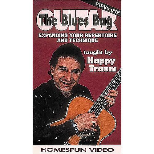 Homespun The Blues Bag 1 (VHS)