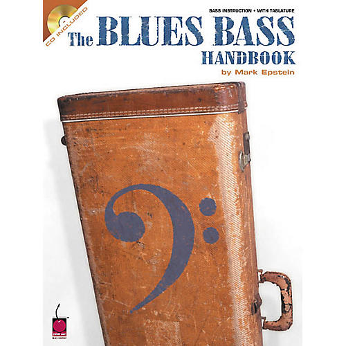 Cherry Lane The Blues Bass Handbook/CD