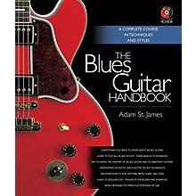 Backbeat Books The Blues Guitar Handbook Book Series Hardcover Media Online Written by Adam St. James