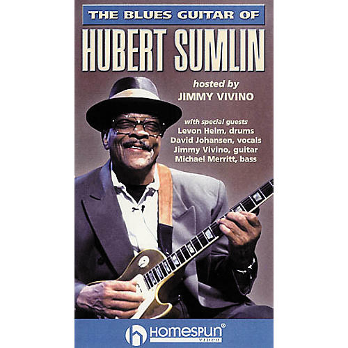 Homespun The Blues Guitar of Hubert Sumlin (VHS)-thumbnail