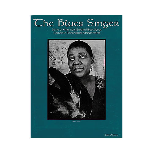 Creative Concepts The Blues Singer (Songbook)