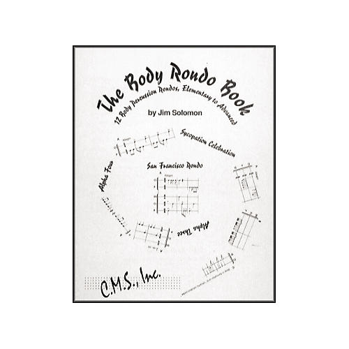 CMS The Body Rondo Book-thumbnail