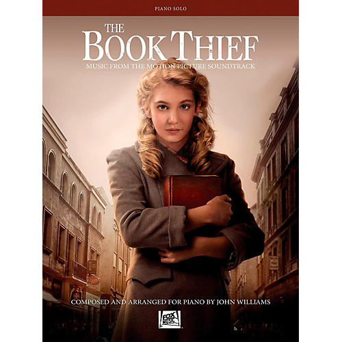 Hal Leonard The Book Thief - Music From The Motion Picture Soundtrack-thumbnail