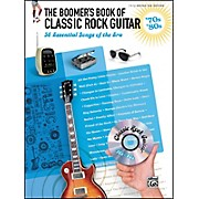 Alfred The Boomer's Book of Classic Rock Guitar '70s - '80s