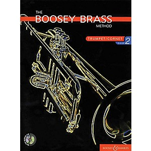 Boosey and Hawkes The Boosey Brass Method Trumpet - Book 2 Concert Band