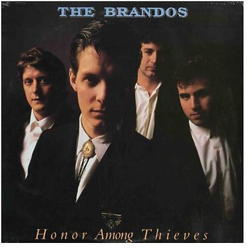 Alliance The Brandos - Honor Among Thieves