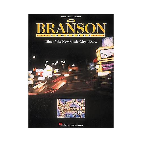 Hal Leonard The Branson Piano, Vocal, Guitar Songbook