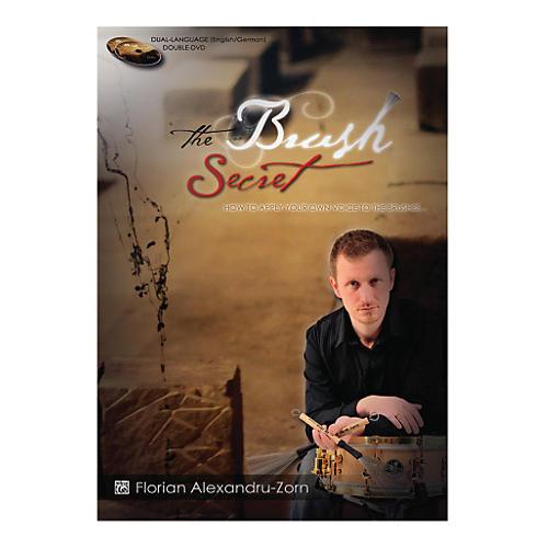 Alfred The Brush Secret DVD