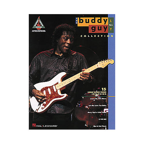 Hal Leonard The Buddy Guy Collection Volume 2 - L thru Y Guitar Tab Songbook
