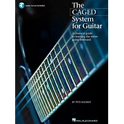The Caged System for Guitar - Book/CD Pack