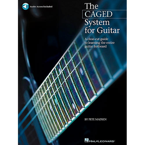 Hal Leonard The Caged System for Guitar - Book/CD Pack-thumbnail