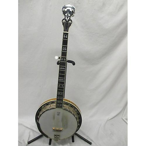 used deering the calico banjo natural guitar center. Black Bedroom Furniture Sets. Home Design Ideas