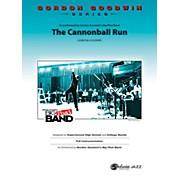BELWIN The Cannonball Run Jazz Ensemble Grade 5 (Advanced / Difficult)