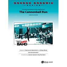 BELWIN The Cannonball Run Jazz Ensemble Grade 5 (Advanced / Difficult)