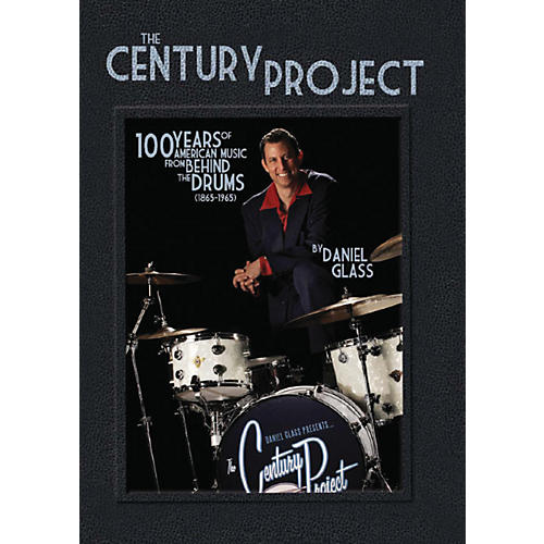 Alfred The Century Project By Daniel Glass Drum 2 DVD Set-thumbnail