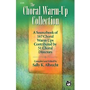 Alfred The Choral Warm-Up Collection Book