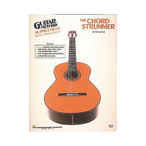 Hal Leonard The Chord Strummer Guitar Tab Book-thumbnail