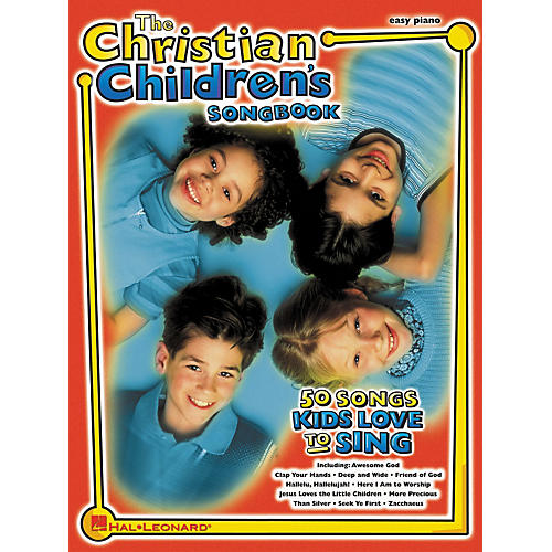 Hal Leonard The Christian Children's Songbook For Easy Piano-thumbnail