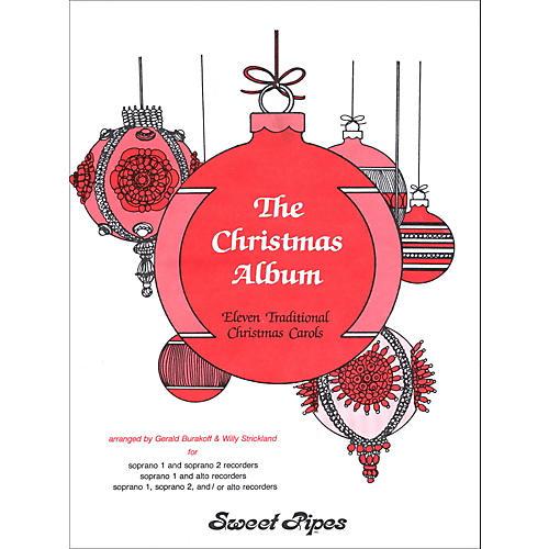 Sweet Pipes The Christmas Album-thumbnail