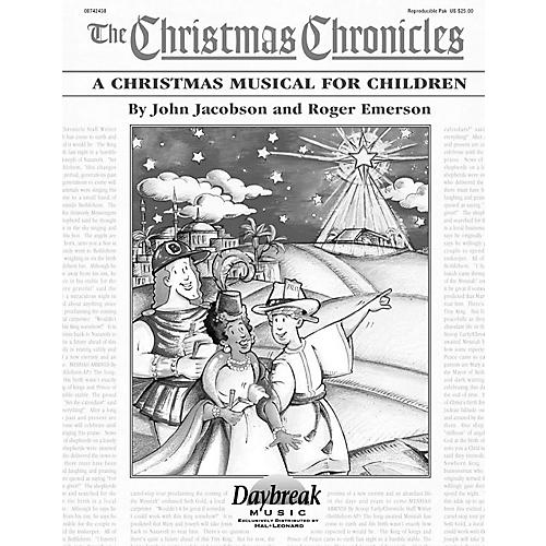 Daybreak Music The Christmas Chronicles REPRO PAK composed by Roger Emerson