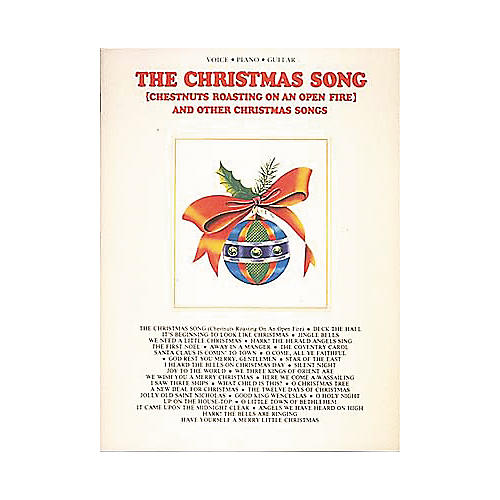 Hal Leonard The Christmas Song and Other Christmas Songs Piano, Vocal, Guitar Songbook-thumbnail