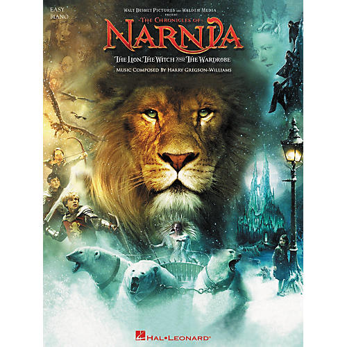 Hal Leonard The Chronicles Of Narnia The Lion The Witch & The Wardrobe For Easy Piano-thumbnail