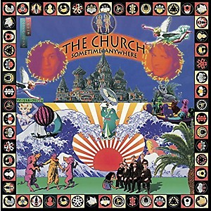 The Church - Sometime Anywhere by