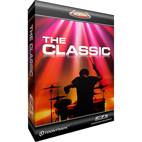 Toontrack The Classic EZX Software Download