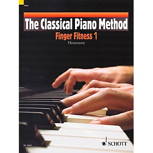 Schott The Classical Piano Method - Finger Fitness 1 by Schott