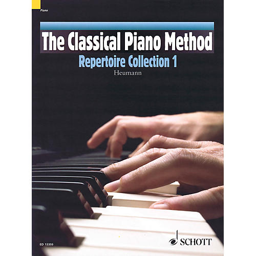 Hal Leonard The Classical Piano Method - Repertoire Collection 1-thumbnail