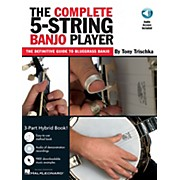 Music Sales The Complete 5-String Banjo Player Music Sales America Series Softcover with CD by Tony Trischka