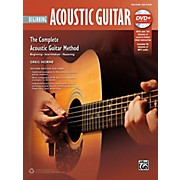 Alfred The Complete Acoustic Guitar Method: Beginning Acoustic Guitar (2nd Edition) - Book & DVD