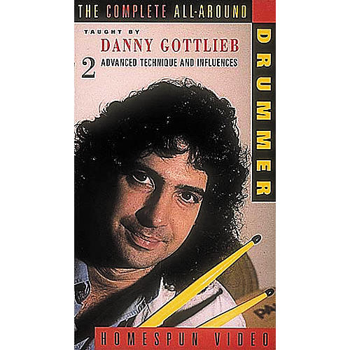Hal Leonard The Complete All-Around Drummer - Video Two