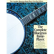 Music Sales The Complete Bluegrass Banjo Player Music Sales America Series Softcover with CD by D. Wayne Goforth