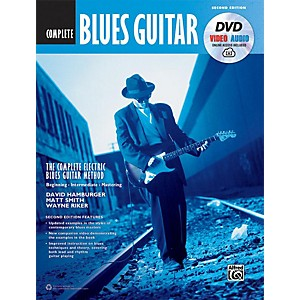 Alfred The Complete Blues Guitar Method: Complete Edition Second Edition ... by Alfred