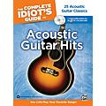 Alfred The Complete Idiot's Guide to Acoustic Guitar Hits Tab Book/ 2 CDs-thumbnail