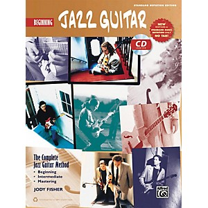Alfred The Complete Jazz Guitar Method: Beginning Jazz Guitar Book and CD St... by Alfred