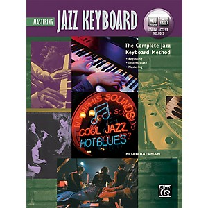 Alfred The Complete Jazz Keyboard Method - Mastering Jazz Keyboard Book and O...