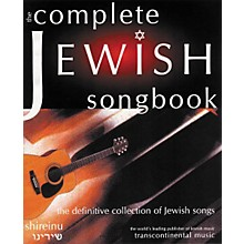 Transcontinental Music The Complete Jewish Songbook