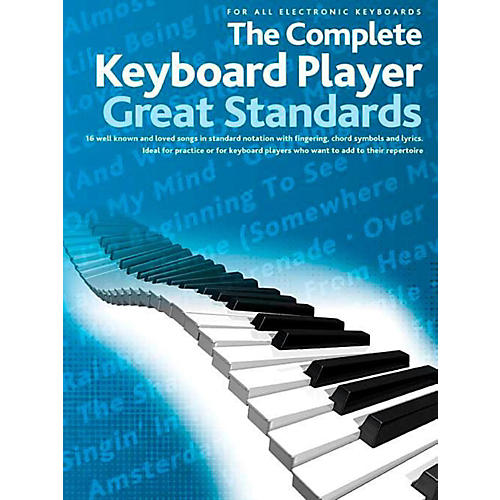 Music Sales The Complete Keyboard Player - Great Standards-thumbnail