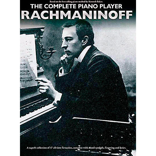 Music Sales The Complete Piano Player - Rachmaninoff-thumbnail
