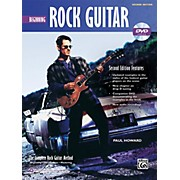 Alfred The Complete Rock Guitar Method: Beginning Rock Guitar Book & DVD (2nd Edition)