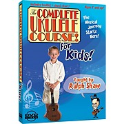 The Complete Ukulele Course for Kids DVD