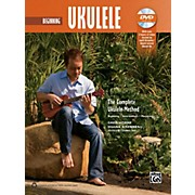 Alfred The Complete Ukulele Method: Beginner Ukulele Book & DVD