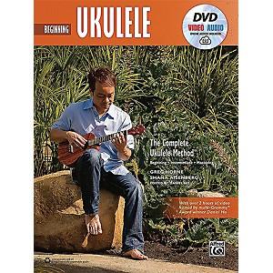Alfred The Complete Ukulele Method: Beginning Ukulele - Book, DVD and Online ... by Alfred