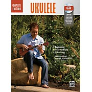 Alfred The Complete Ukulele Method: Complete Edition Book & CD