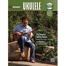 Alfred The Complete Ukulele Method: Intermediate Ukulele Book & DVD